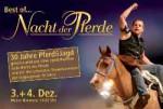 Nacht der Pferde 03.12.-04.12.10 – Der Vorverkauf hat begonnen!