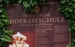 Fürstliche Hofreitschule Bückeburg: Zu Gast bei Familie Krischke
