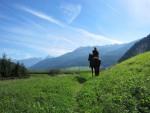 Alpenüberquerung zu Pferd – Ein Abenteuer – Wanderreiten in den Alpen