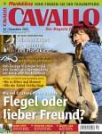 Presseschau: CAVALLO Dezember 2011 – Pferdeerziehung, Mauke, Sattel Special