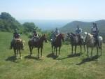 Reiterurlaub in der traumhaften Toskana mit oder ohne eigenem Pferd!