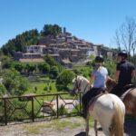 Ein Toskana-Reitertraum zwischen Brombeer und Atemberaubend